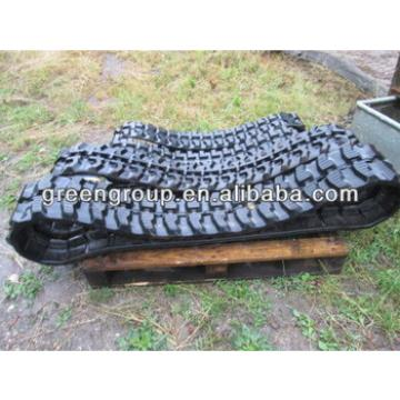 BOBCAT Mini Excavator Rubber Track for digger:329 331 334 ME320 ME35,335,337,341,EMX50,MXE32,MXE43,MXE80,325,328,