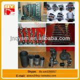 Excavator parts OEM piston and connecting rod engine parts
